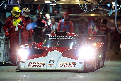 """Road car-style proposal giving LMP1 """"momentum"""" - Toyota"""