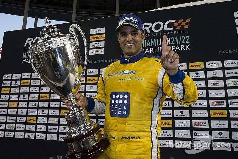 Race of Champions 2018: Datum steht, Titelverteidiger Montoya kommt