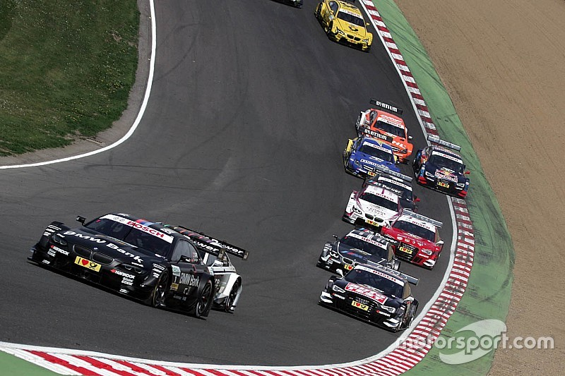 DTM set to return to the UK in 2018