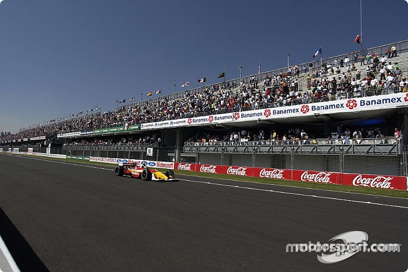 Mexico IndyCar race delayed until at least 2019