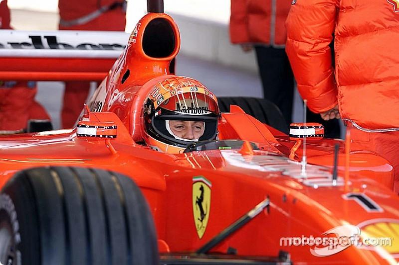 Шумахер сумнівався в собі після першого титулу з Ferrari - Тодт