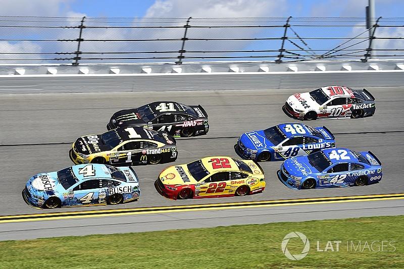 20 Fahrer für den NASCAR-Clash qualifiziert