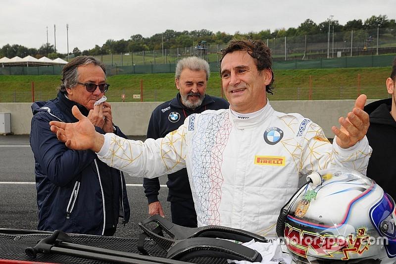 Alex Zanardi prepara su participación en las 24h de Daytona