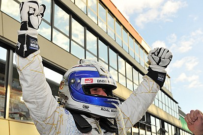 Alex Zanardi indulni akar a Daytona 24 óráson 2019-ben