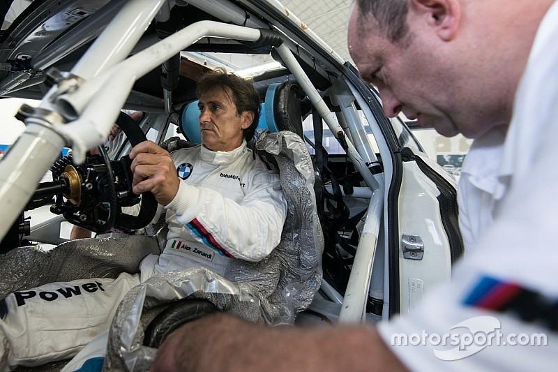 Zanardi inicia projeto com BMW para 24H de Daytona em 2019