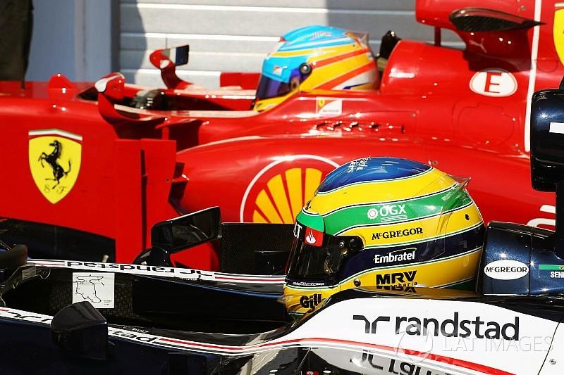 Ex pilotos de F1 y otras caras conocidas de Alonso en Daytona