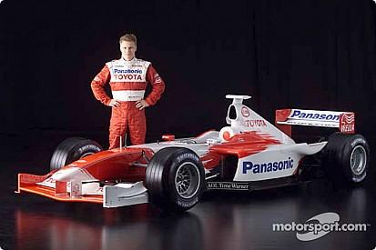 Tarihte bugün: Toyota ilk Formula 1 aracını tanıtıyor
