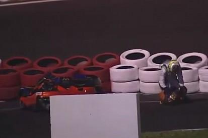 "Massa pidió disculpas por la ""guerra"" entre pilotos en Brasil"