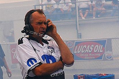 Drag racing legend Glidden dies aged 73