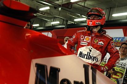 Michael Schumacher auf Platz fünf der reichsten Sportler