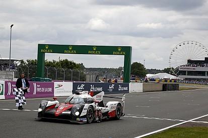 GALERI: Hasil lengkap Toyota di Le Mans
