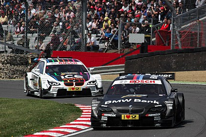 """UK race """"a must"""" for DTM, says Berger"""
