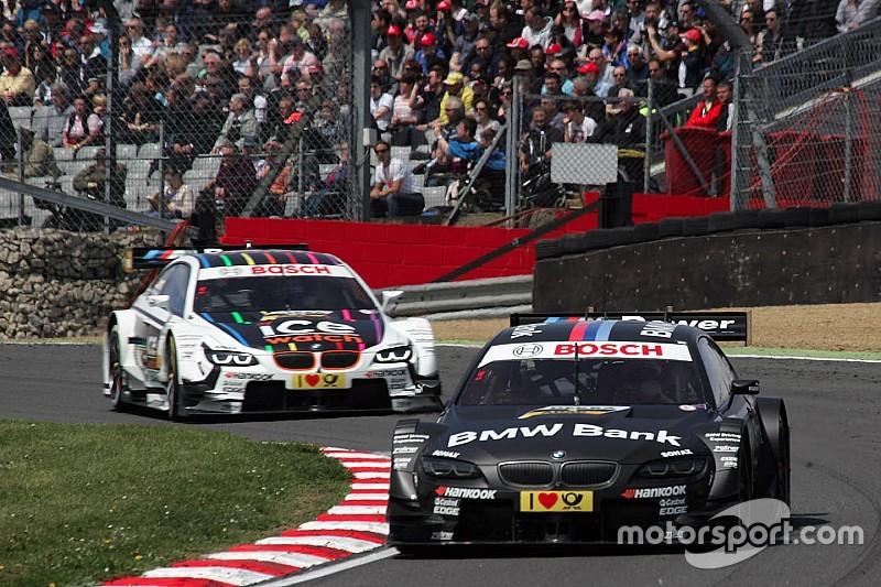 Бергер: У DTM має бути гонка в Британії