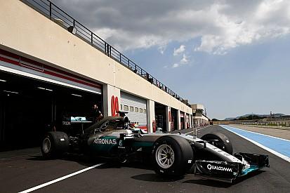 Hamilton geschont: Mercedes räumt Fehler bei Reifentests ein