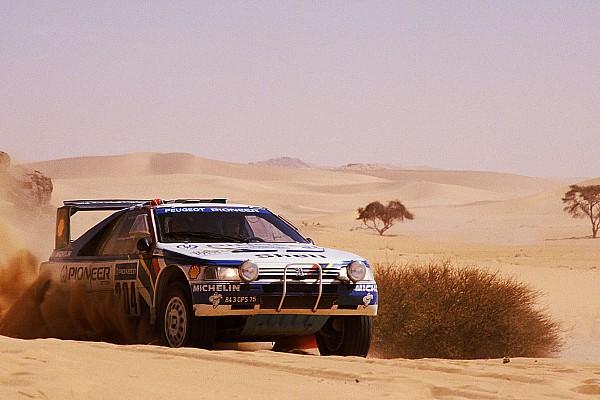 Los 40 años de historia del Dakar en vídeo: parte 5