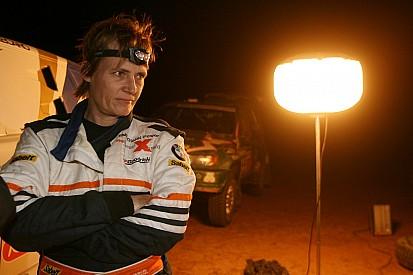 """Kleinschmidt: """"Laia debería pasarse a los coches lo antes posible"""""""