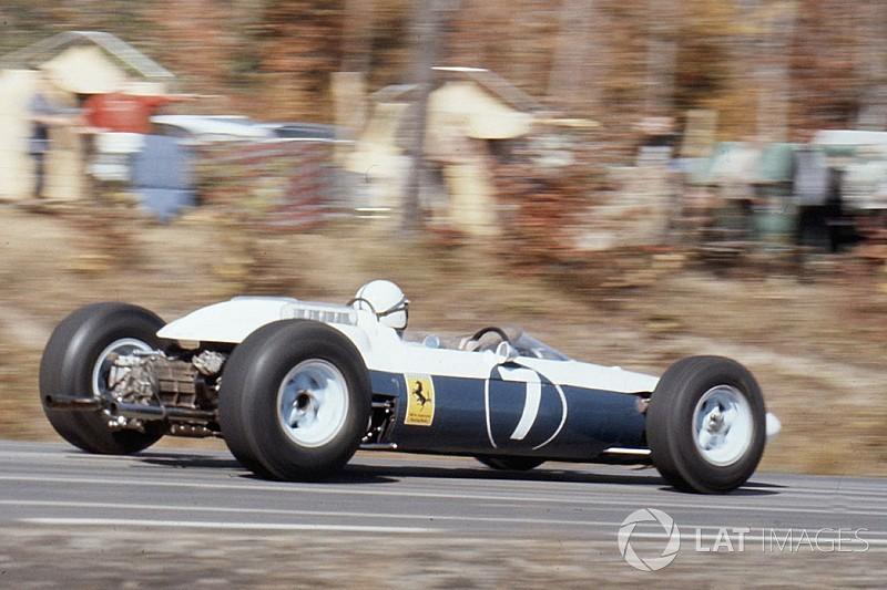 """Le Ferrari F.1 mitiche: la 158 """"americana"""" campione con Surtees"""