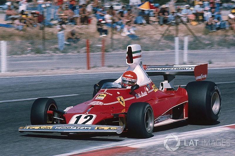 """Le Ferrari F.1 mitiche: 312 T, la """"Furia"""" Rossa del primo mondale di Lauda"""