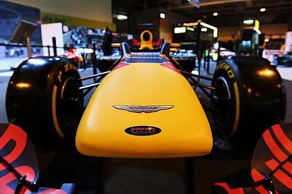Diverse teams tonen interesse in F1-motoren Aston Martin