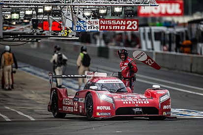 Nissan: Experience from failed LMP1 project will help in FE