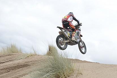 La tensión KTM-Honda calienta el Dakar