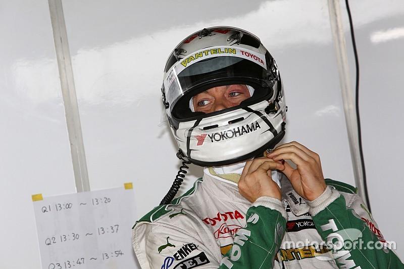 Lotterer verlaat Super Formula na vijftien seizoenen