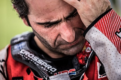 Clamoroso: Goncalves deve rinunciare a correre la Dakar 2018!