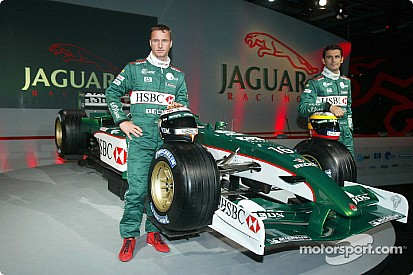 16 éves a Jaguar utolsó dobogós F1-es autója