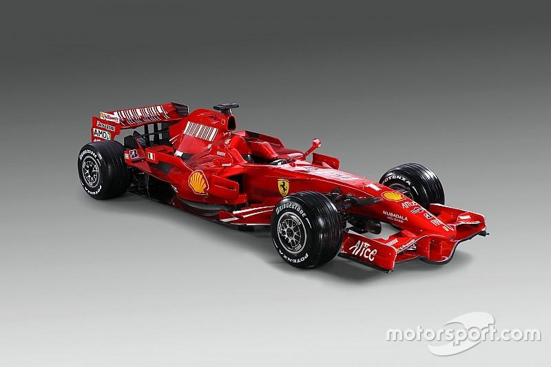 Tarihte bugün: Ferrari, F2008'i tanıtıyor