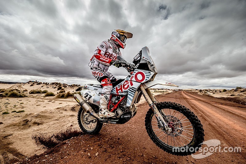 El primer abandono del Dakar, antes de empezar a competir