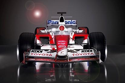 Tarihte bugün: Toyota, TF105'i tanıtıyor