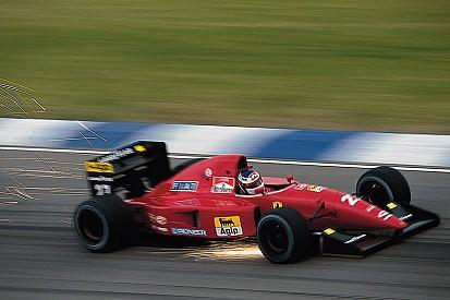 Le mitiche Ferrari di F.1: la F92 A, la grande delusione del doppio fondo