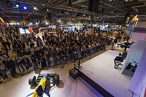 Algemeen Livefeed Volg live de Autosport International Show 2018