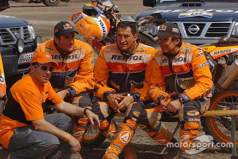 Los 40 años de Dakar de… Jordi Arcarons