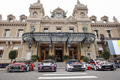 Les inscrits pour le 86e Rallye Monte-Carlo