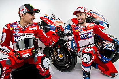 Ducati donne le coup d'envoi des présentations MotoGP