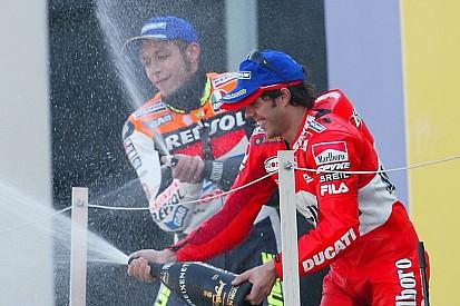 Capirossi ziet geen potentiële opvolger van Rossi