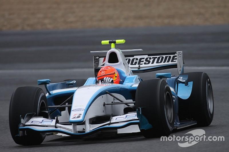 Tarihte bugün: Schumacher, GP2 aracıyla F1'e hazırlanıyor
