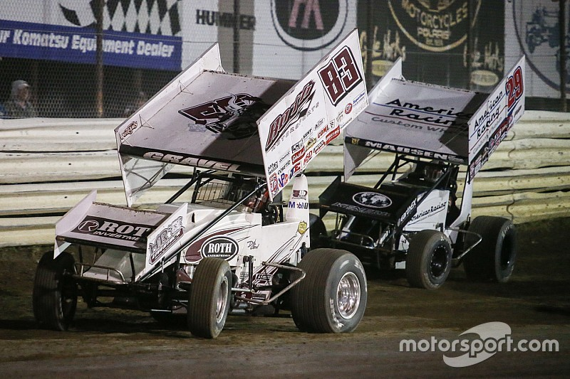 World of Outlaws to race at Airborne Park Speedway