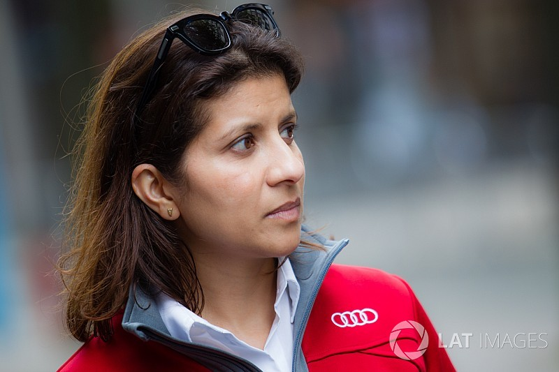Leena Gade devient ingénieur de course de James Hinchcliffe