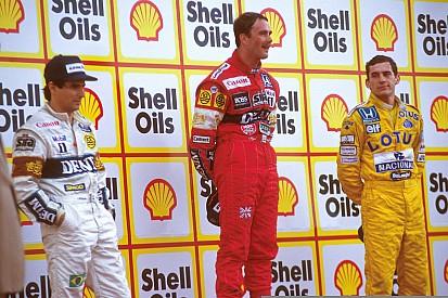 Legendarische races: De Grand Prix van Engeland in 1987