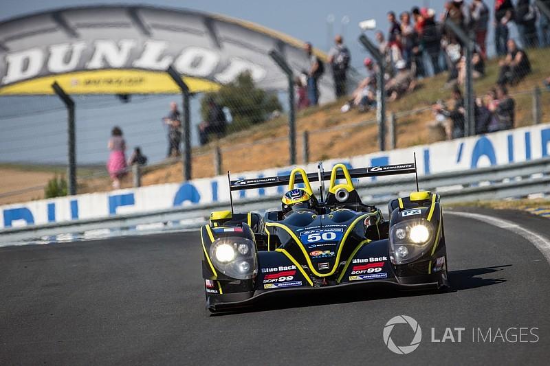 Larbre set for LMP2 return for 25th Le Mans start