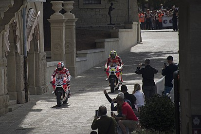 MotoGP admite projeto para corrida em circuito de rua