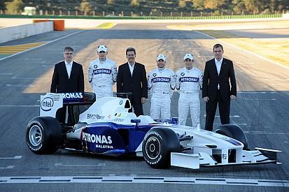 Tarihte bugün: BMW, F1'deki son aracı F1.09'u tanıtıyor