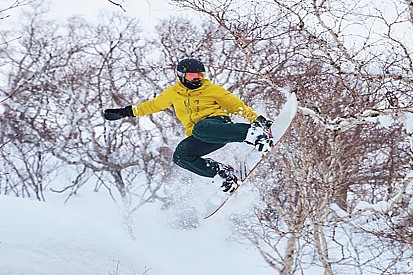 Snowboard, buceo y gimnasio, así entrenan los pilotos de F1 en invierno