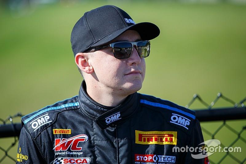 Former GTS SprintX Champion Max Riddle joins KPR McLaren team with Mark Klenin in PWC GTS in 2018