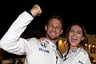 Формула 1 Відео: як Дженсон Баттон відсвяткував свій день народження