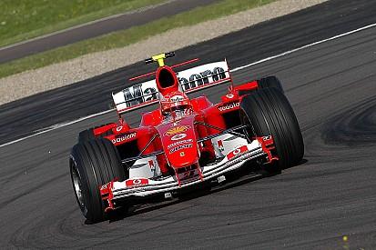 Rossi'nin Ferrari'yle yaptığı ilk test Schumacher'i çok şaşırtmış