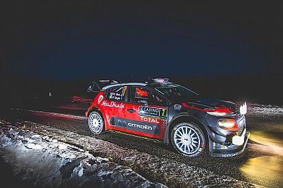 """Citroën face à """"l'un des rallyes les plus durs de la saison"""""""