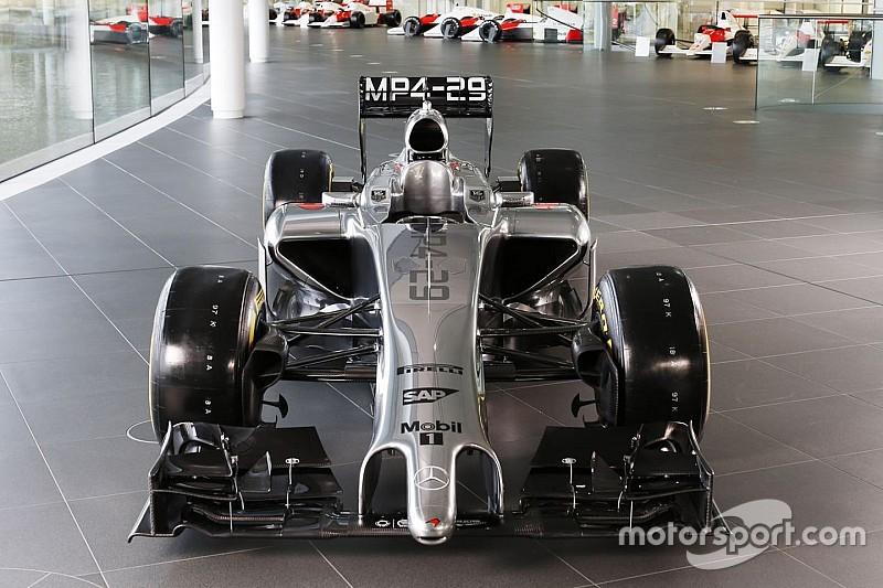 Tarihte bugün: Mercedes motorlu son McLaren'ın lansmanı